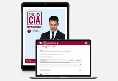 IIA's CIA Learning System
