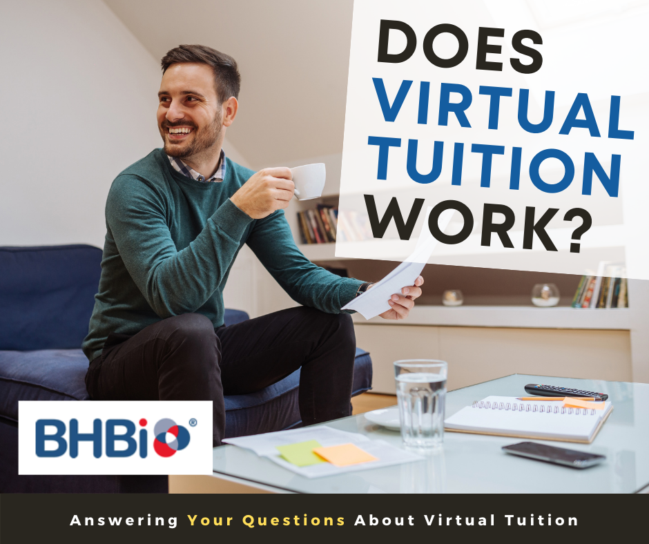 virtual tuition FAQ